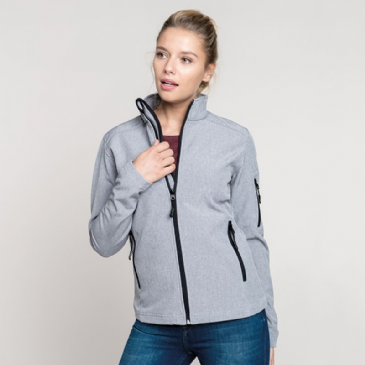 Kariban Womens Contemporary Softshell KB400